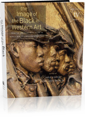 Book jacket: The Image of the Black in Western Art, Volume IV: From the American Revolution to World War I, Part 1: Slaves and Liberators