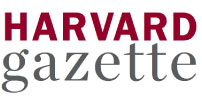 Logo of the Harvard Gazette